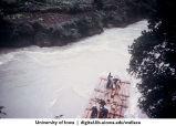 River raft, China, 1944
