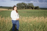Sandra Guthridge, Quad State Award winner in her field.