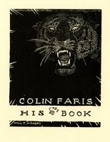 Colin Faris Bookplate