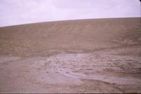 Soil erosion on the farm