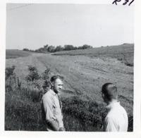 Fred Bruns waterway, 1968