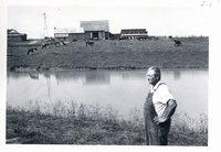 Jackson livestock pond, 1961
