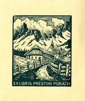 Preston Porath Bookplate