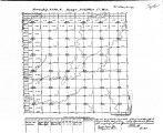 Iowa land survey map of t070n, r033w