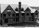 Phi Delta Theta Fraternity house, Iowa City, Iowa, ca. 1980
