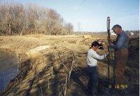 1999 - Robert Yaeger Flint Creek Stream bank restoration