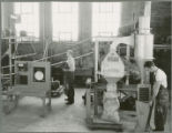 Quick curing fertilizer dryer, 1953 or 1954