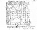 Iowa land survey map of t073n, r023w