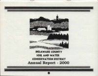 Delaware County Soil Conservation District Calendar & Annual Report - 2000