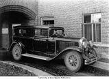 Ambulance, The University of Iowa, July 20, 1932