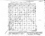 Iowa land survey map of t072n, r035w