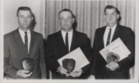 Awards Ceremony for the Warren County Soil and Water Conservation - 1967.