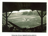 Iowa baseball game, The University of Iowa, 1920s