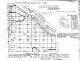 Iowa land survey map of t088n, r003e