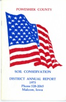 1975 Poweshiek County Soil and Water Conservation District Annual Report