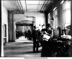 Clinic #2 in Old Dental Building, The University of Iowa, 1904