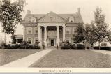 Grand Avenue, J. H. Cownie Residence