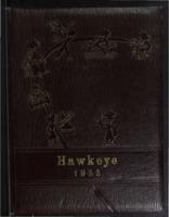 1955 Ankeny High School Yearbook