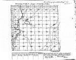 Iowa land survey map of t084n, r044w