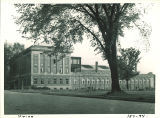 Northeastern view of Iowa Memorial Union, the University of Iowa, 1930s?