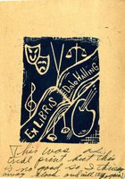 Dale Walling Bookplate