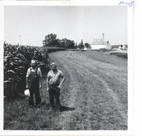 Erwin and Danny Jepsen, 1963