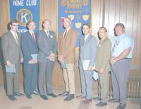 Kiwanis Club of Clinton 1970