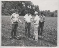 Soil Testing.