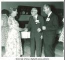 Golden jubilee alumni dinner, The University of Iowa, June 10, 1961