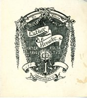 Luther A. Brewer Bookplate
