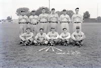 Curtis Co. Baseball Team Clinton