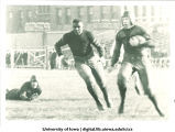 "Fred ""Duke"" Slater and Gordon Locke?, The University of Iowa, 1920s"