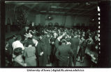 Christmas party at Iowa Memorial Union, The University of Iowa, 1920s