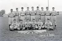Clinton Bridge Works Baseball Team