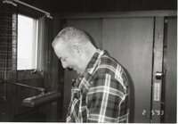 1993 - John Horan, Technician for the Des Moines County Soil and Water Conservation District