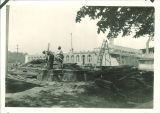 Construction of Iowa Memorial Union, the University of Iowa, November 1924