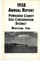 1958 Poweshiek County Soil and Water Conservation District Annual Report