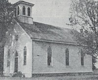 Congregational Church in National, Iowa -1879