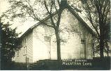 Public schoolhouse, Massillon, Iowa, 1900s