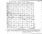 Iowa land survey map of t077n, r012w