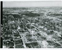 Centerville city square, 1964