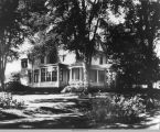 Spencer House, Historic Home in Oskaloosa; Mahaska County; Iowa