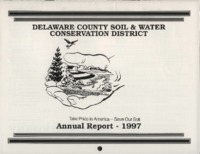 Delaware County Soil Conservation District Calendar & Annual Report - 1997