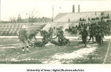 Iowa-Northwestern football game, The University of Iowa, November 20, 1926