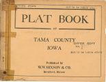 Plat book of Tama County, Iowa