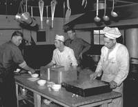 Civilian Conservation Corps Kitchen