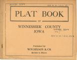 Plat book of Winneshiek County, Iowa