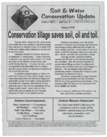 Soil & Water Conservation Update - 1999.