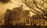 H. W. McNeill Home, Later J.H. Pickett Home in Oskaloosa, Iowa