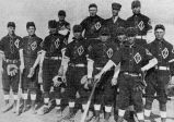 Indianapolis Baseball Team, 1916; Mahaska County; Iowa